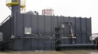 Retox Regenerative Thermal Oxidizer for Printing Applications