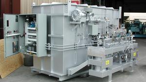 Titanium Retox Regenerative Thermal Oxidizer for Organic Chemicals