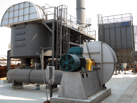 Regenerative Thermal Oxidizer
