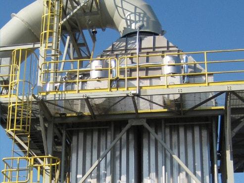 SonicKleen Wet Electrostatic Precipitator System