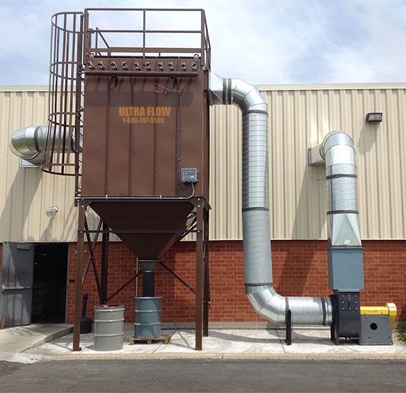 Dust Collection System : Top dust collector manufacturers and companies