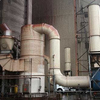 Air Pollution Scrubbers