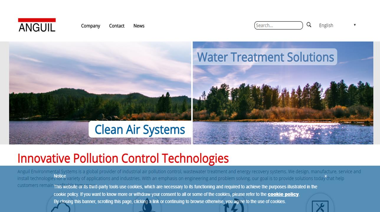 Anguil Environmental Systems, Inc.