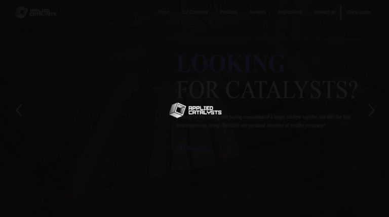 Applied Catalysts