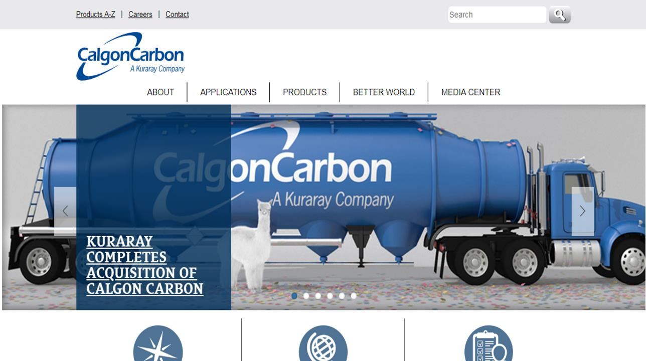 Calgon Carbons