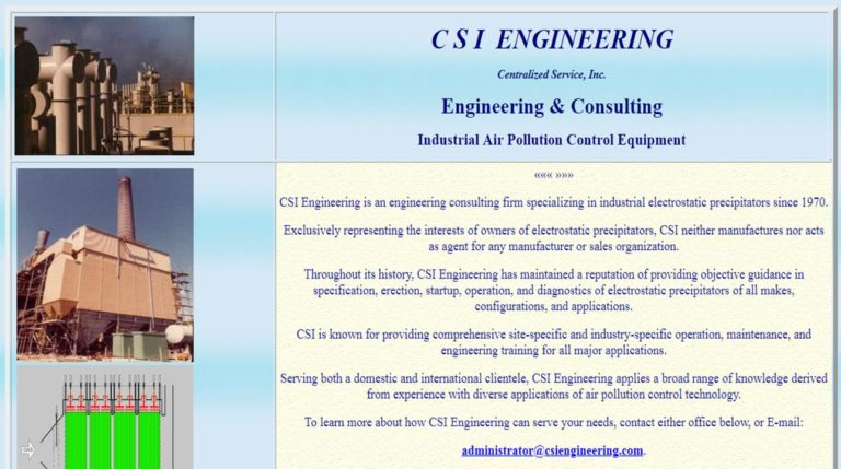 CSI Engineering, Inc.