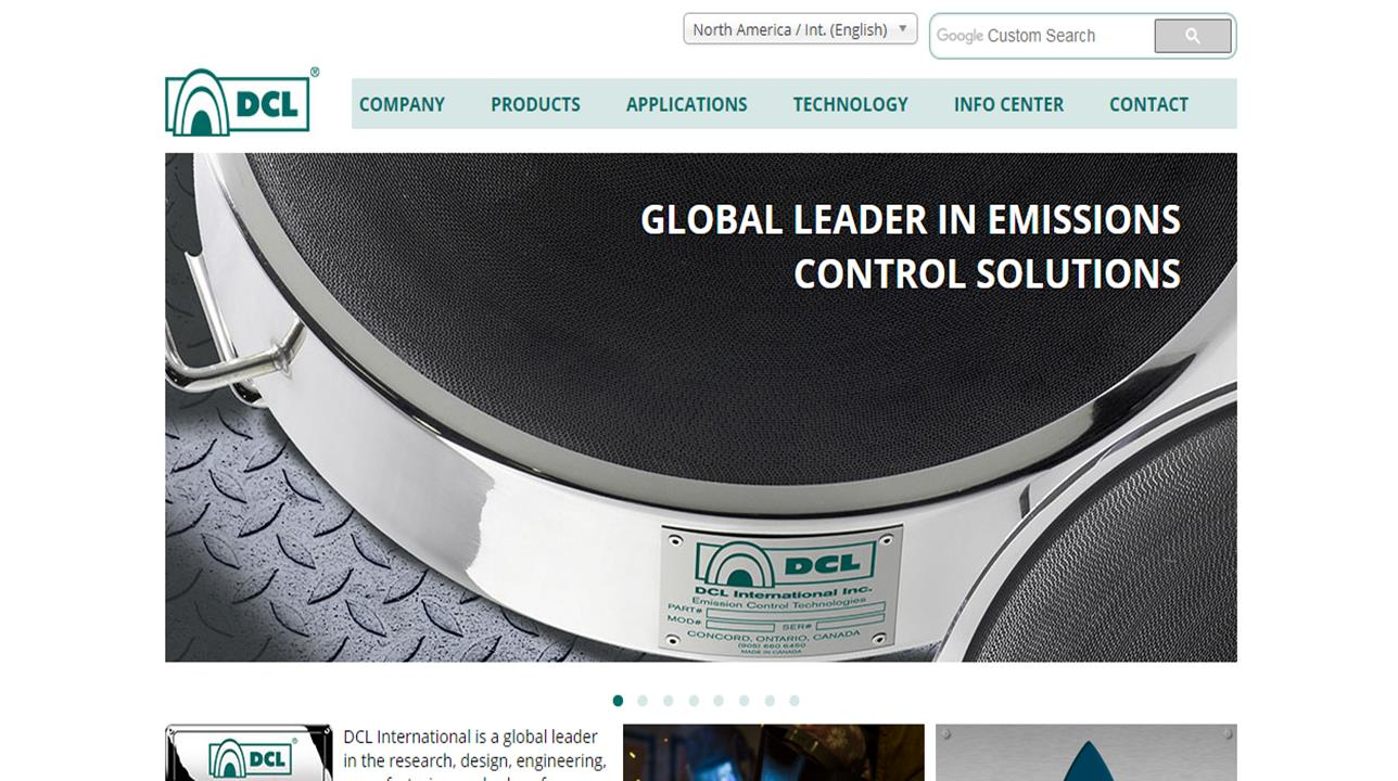 Air Pollution Control Equipment Manufacturers Listings