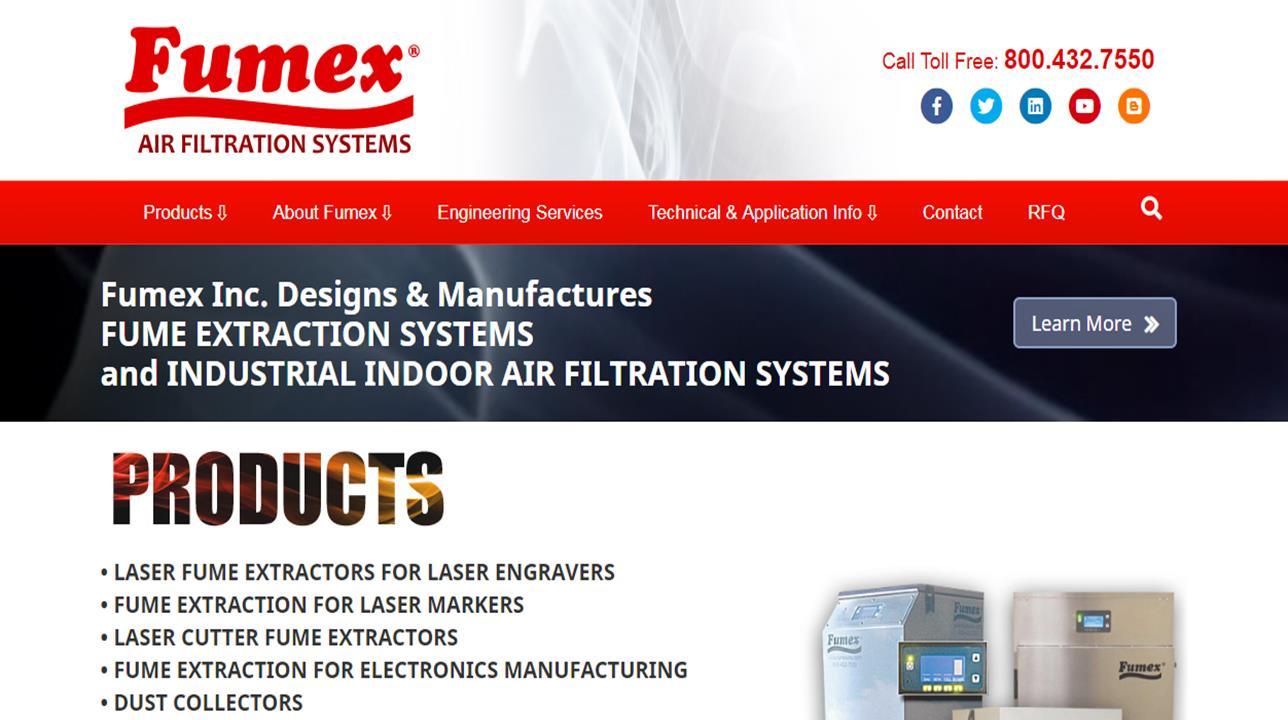 Fumex Inc
