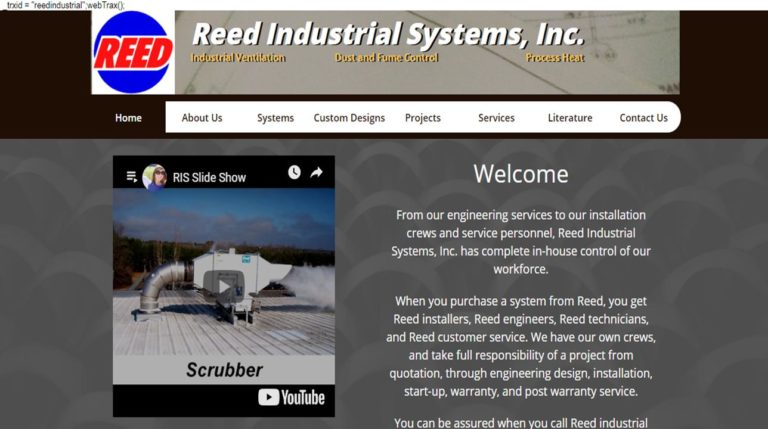 Reed Industrial Systems