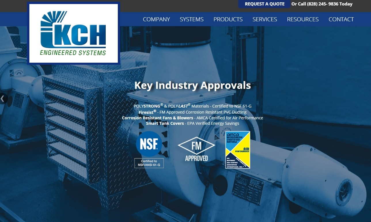 KCH Engineered Systems